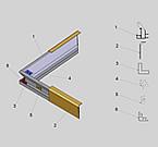 рекламный короб Система №2